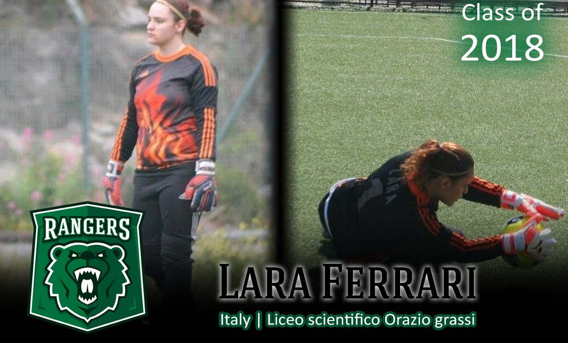 Women s Soccer Signs Lara Ferrari of Italy - Parkside Athletics 739226fa9